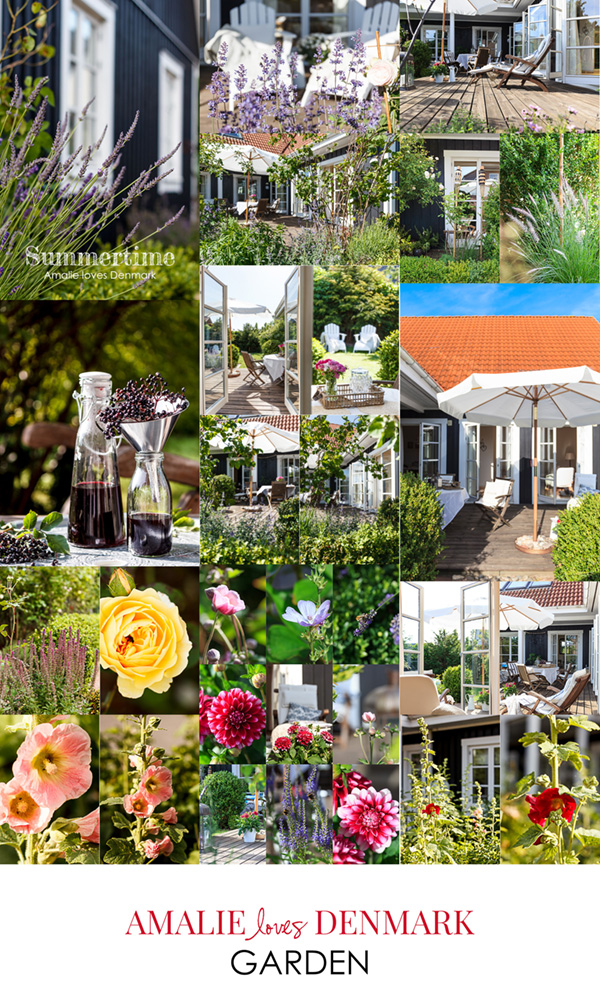 amalielovesdenmark.com Garden Flowers Danish Design Inspiration
